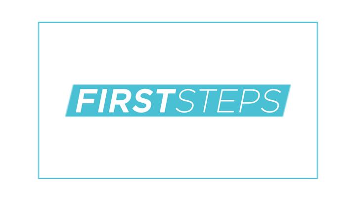 First Steps logo image