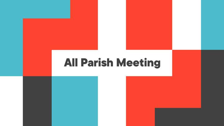 All Parish Meeting: Immanuel Church logo image