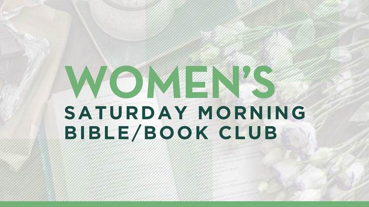 Women's Saturday Morning Bible/Book Club logo image