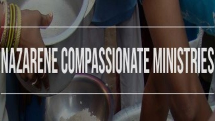 Compassionate Ministries Salad Lunch logo image