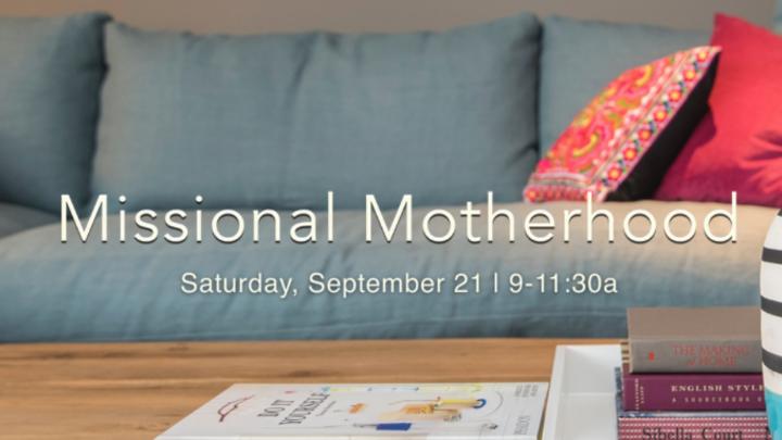 Missional Motherhood logo image