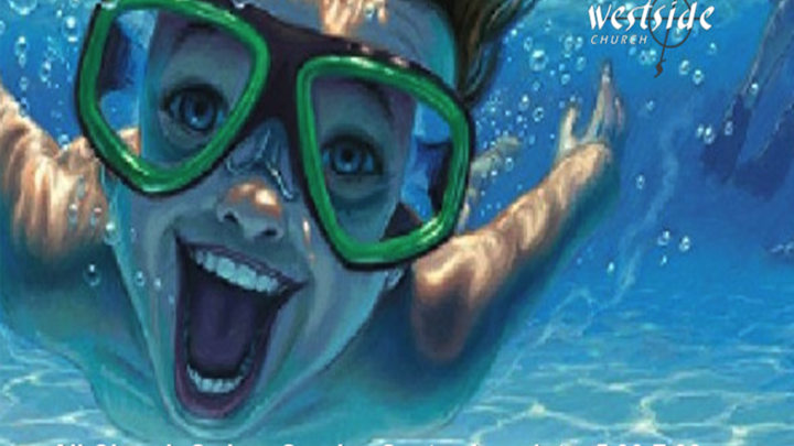 All Church Pool Party logo image