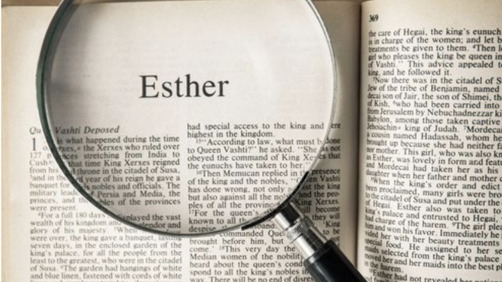 Women's Bible Study: Esther logo image