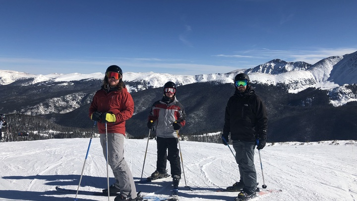 Men's Ski Trip logo image