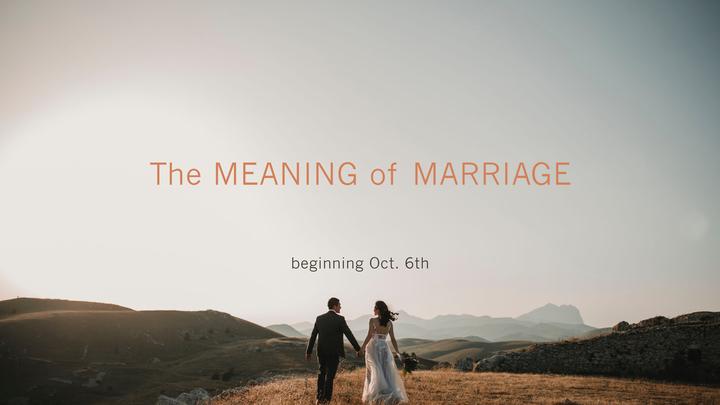 Marriage Class logo image