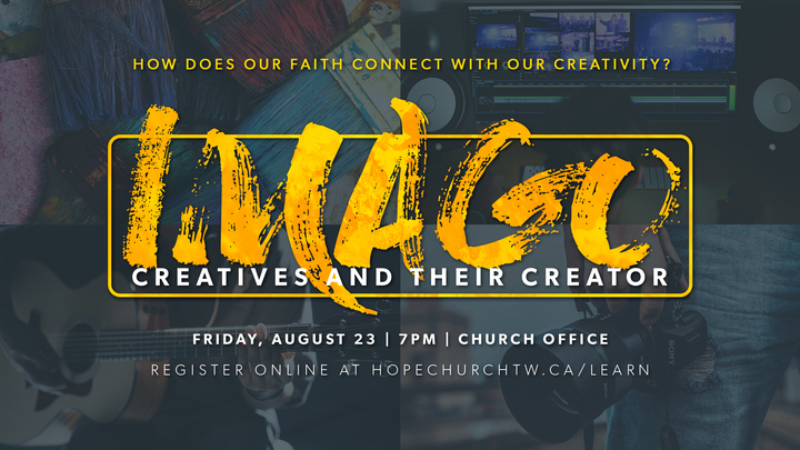 IMAGO: Creatives and their Creator logo image