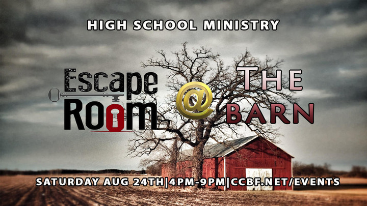 High School Escape Room Game Night logo image