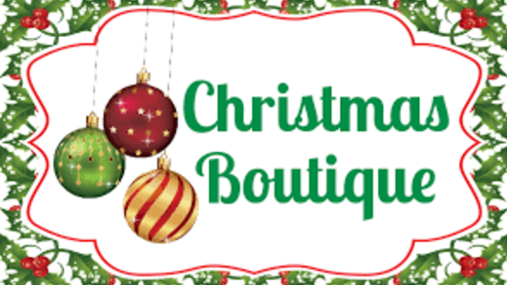 9th Annual Christmas Boutique - 2019 Vendor Registration logo image