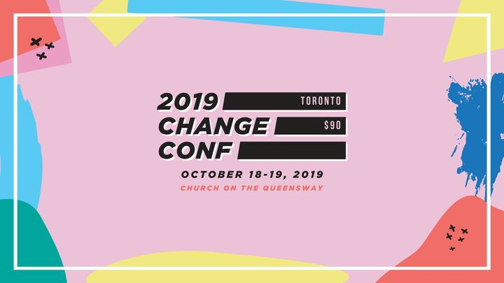 Change Conference 2019 logo image