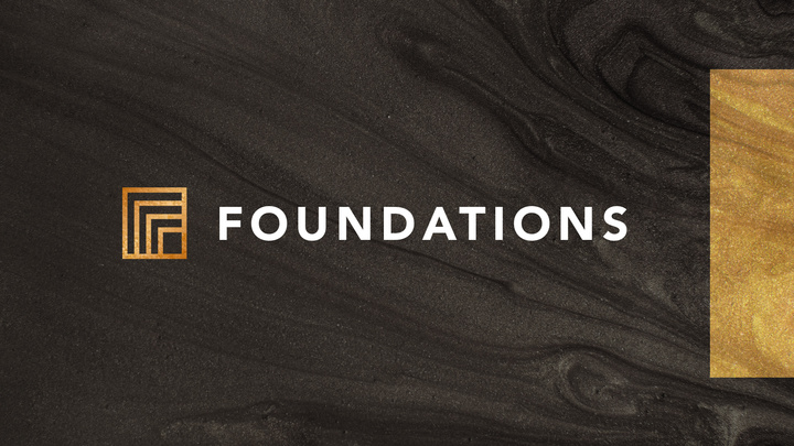 Foundations - Fall 2019 logo image