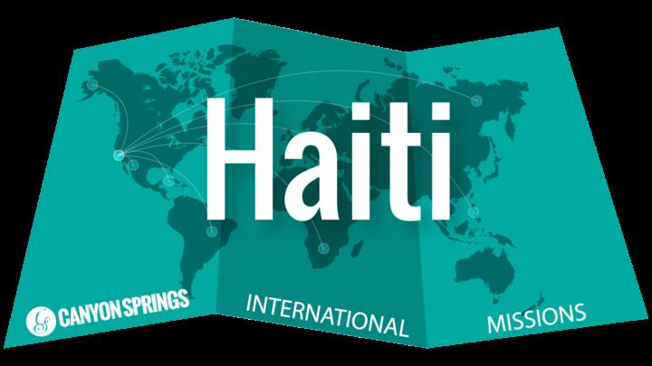 Haiti Women's & Men's One-Day Conference! logo image