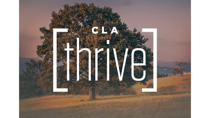 Thrive September Retreat logo image