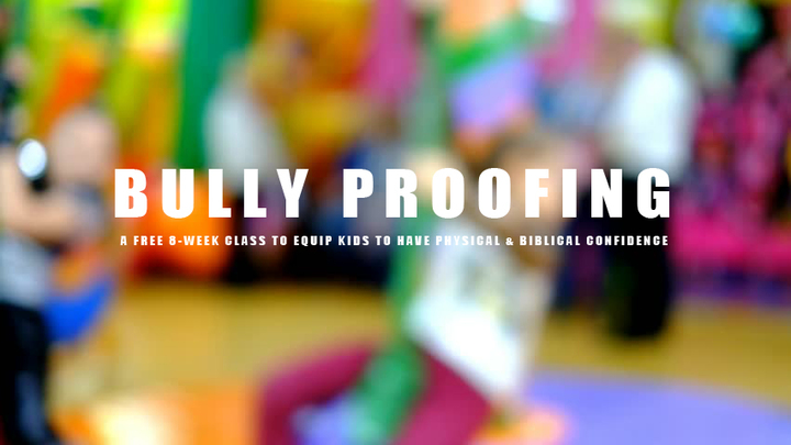Bully Proofing (Kids age 5-12) logo image