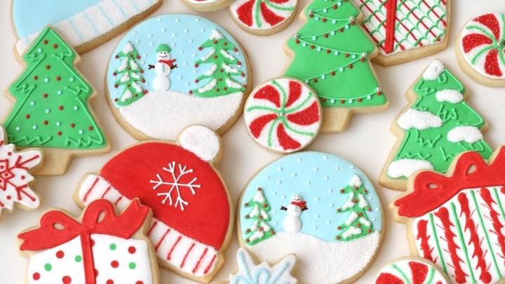 Enrichment's Cookie Decorating 101 logo image