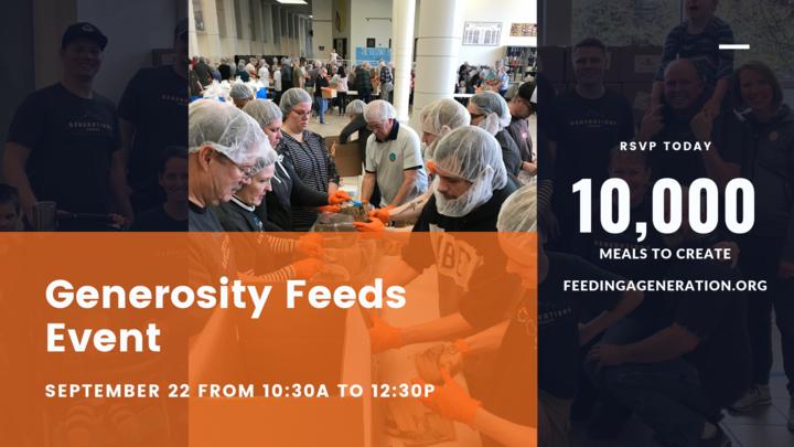 Generosity Feeds logo image