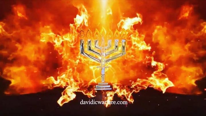 Davidic Dance and Krav Maga Event logo image
