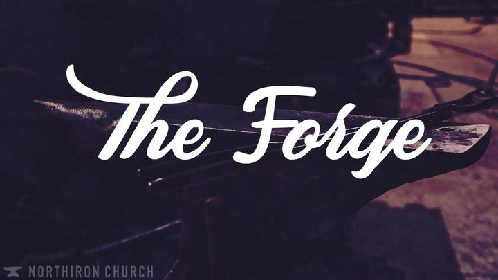 The Forge logo image
