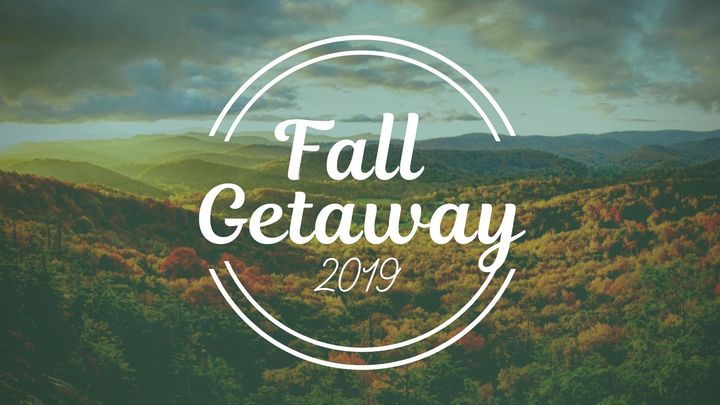 Fall Getaway 2019 logo image