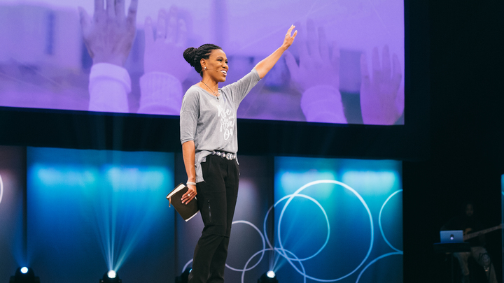 Priscilla Shirer - Going Beyond logo image