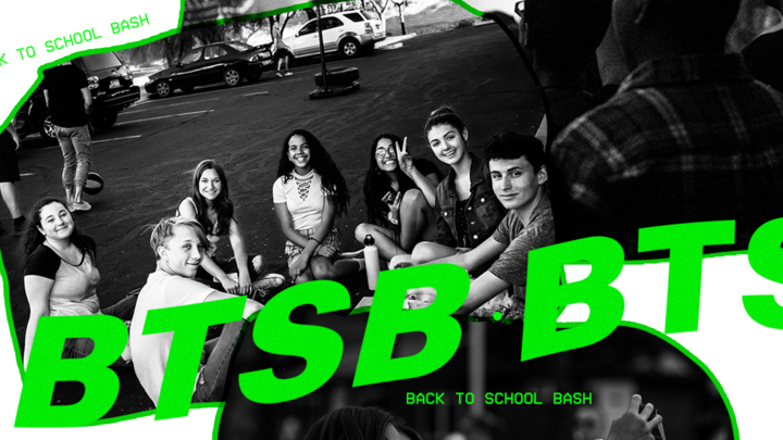 TRC YOUTH Annual Back to School Bash!!!! logo image