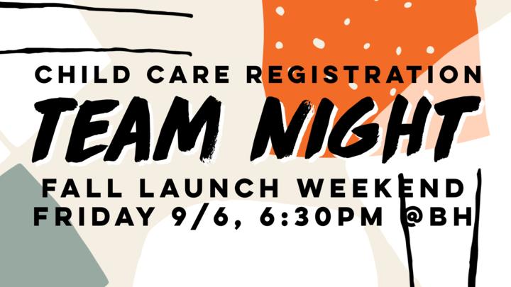 Team Night Child Care logo image