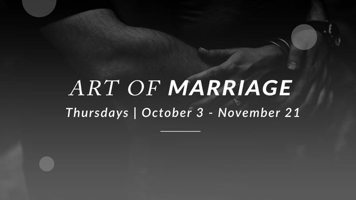 Art of Marriage logo image