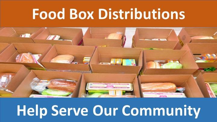 Food Box Distribution logo image