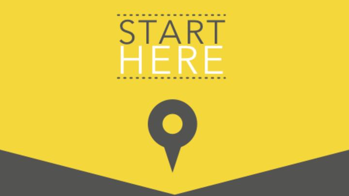Start Here logo image