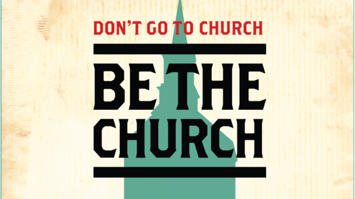 Be the Church logo image