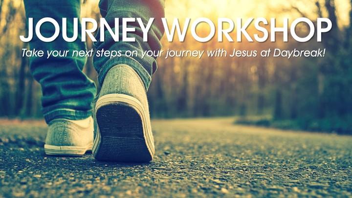 Journey Workshop Registration - January 2020 logo image