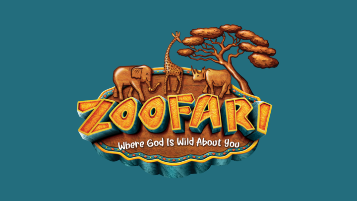 Zoofari Back To School Party logo image