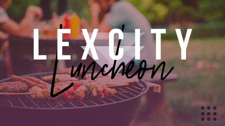 LexCity Luncheon logo image