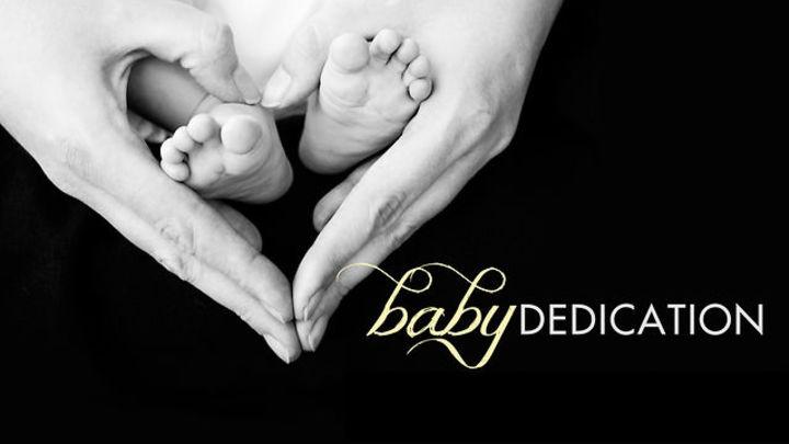 Baby Dedications logo image