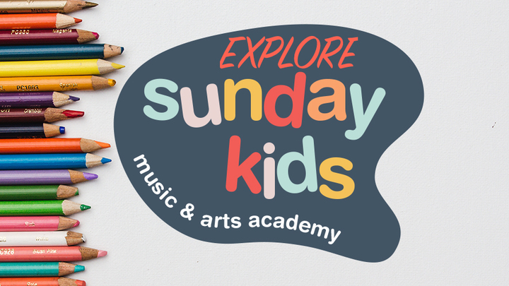 Explore Sunday Kids Music and Arts Academy- August 2019 logo image