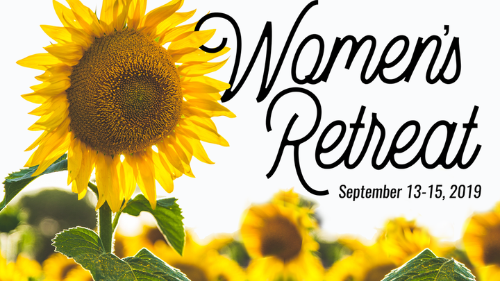 Women's Retreat 2019 logo image