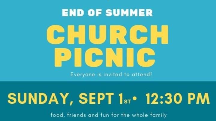 End of Summer Church Picnic / Picnic de Fin de Verano logo image