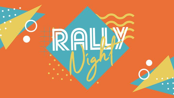 Rally Night logo image