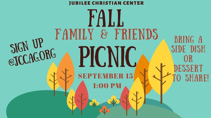 Family and Friends Picnic logo image