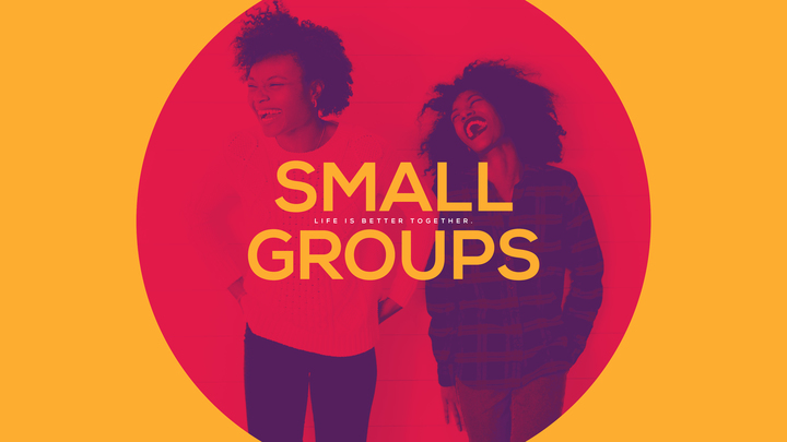 Small Groups logo image