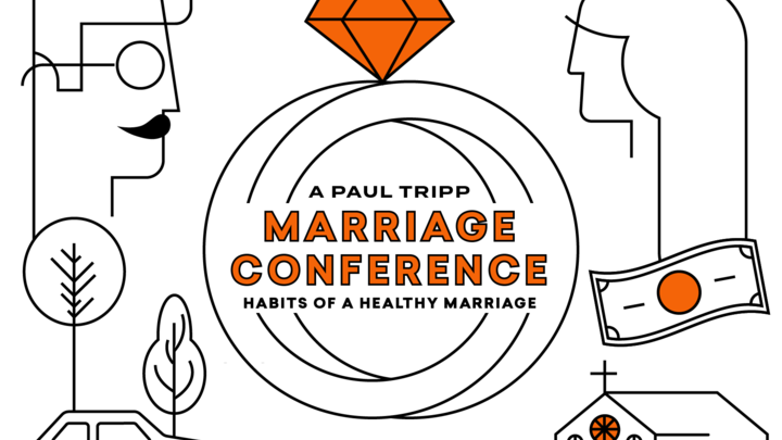 Habits of a Healthy Marriage Conference logo image