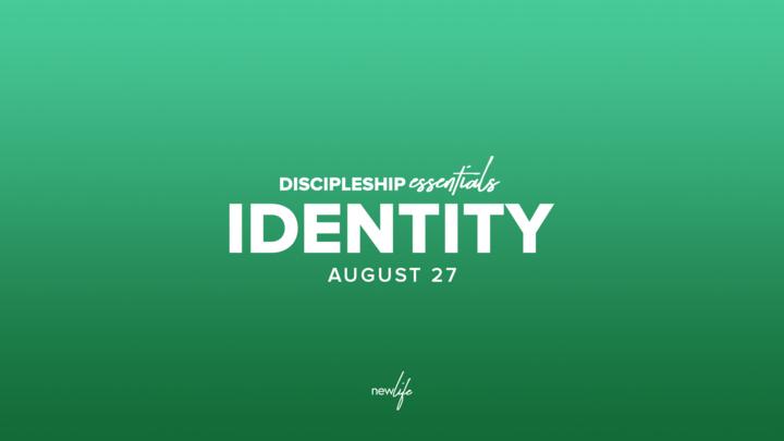 Discipleship Essentials: Identity logo image