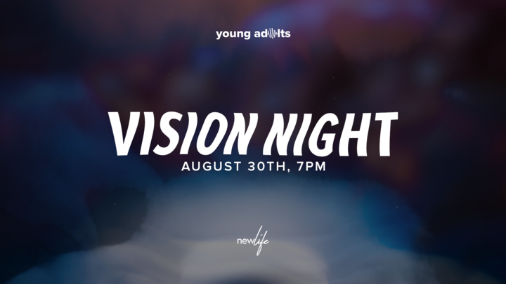 Young Adults - Vision Night logo image