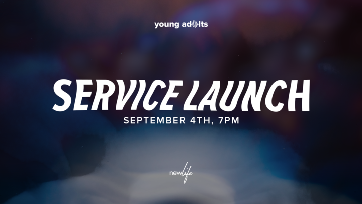 Young Adults - Service Launch logo image