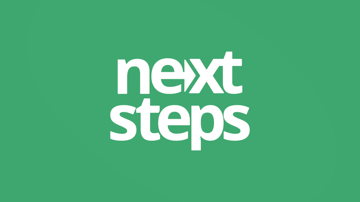 Next Steps - Odessa | September logo image