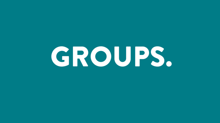 Yes! I want to join a group! logo image