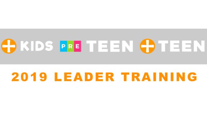 Fall Volunteer Training (Sunday) logo image