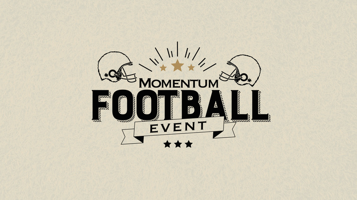 Men's Momentum Event- College Football Game  logo image