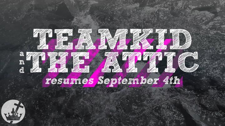 TeamKid | The Attic  logo image