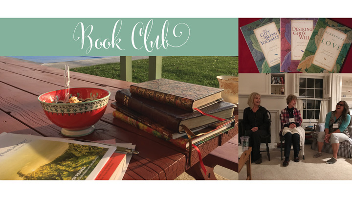 Online Book Club logo image
