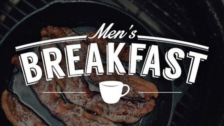 Men's Breakfast August 31st logo image